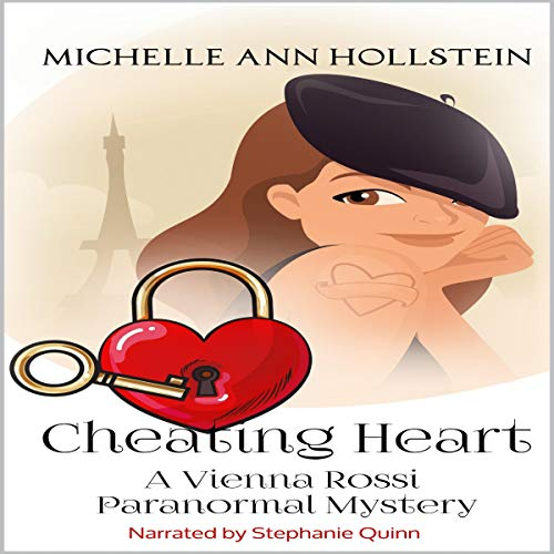 Cheating Heart, a Vienna Rossi Paranormal Mystery: A Vienna Rossi Paranormal Mystery  cover art