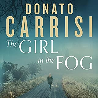 Couverture de The Girl in the Fog