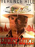 Lucky Luke - Terence Hill - Filmposter A1 84x60cm gefaltet