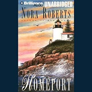 Homeport audiobook cover art