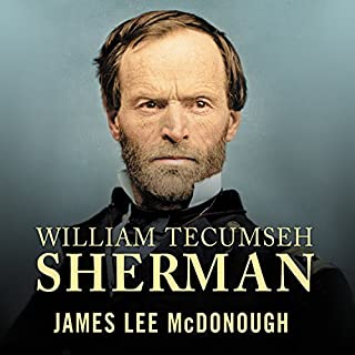 William Tecumseh Sherman audiobook cover art