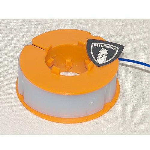 Bobina de cable para cortabordes apta para Bosch ART26Combitrim libre Schneider