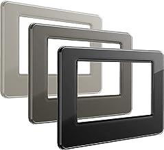 Honeywell Home evohome Wi-Fi frontafdekking (zwart, wit, zilver), ATF700