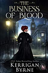 The Business of Blood (A Fiona Mahoney Mystery) ペーパーバック