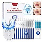 Kit de Blanqueamiento Dental-GLAMADOR Blanqueador Dental...