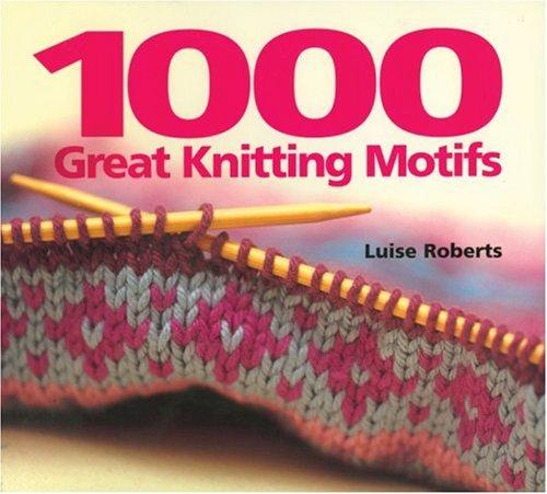 1000 knitting patterns book - 8