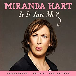 Is It Just Me? audiobook cover art