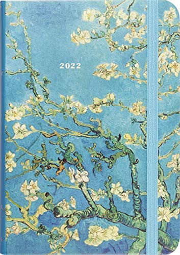 Almond Blossom Weekly 2022 Planner (Weekly Planner)