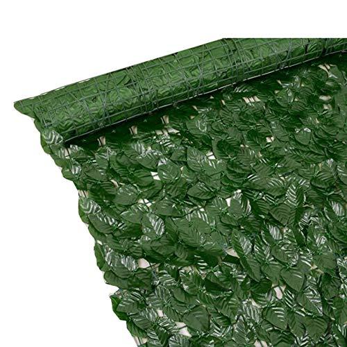 LJIANW Pantalla para Balcón Artificial Paneles De Cobertura, Al Aire Libre Verdor De Hierba Hiedra Intimidad Pantalla De Valla, para Hogar Jardín Patio Interior Decoración De Boda