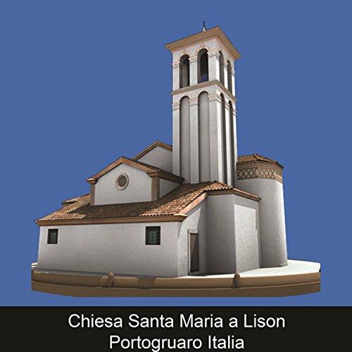 Chiesa Santa Maria a Lison Portogruaro Italia (ITA) copertina