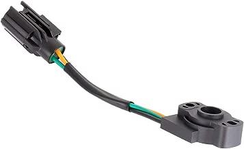 TUPARTS TPS Throttle Position Sensor Fit 1985-1991 1993-1995 Ford Bronc, 1985-1992 1994-1996 Ford F-150, 1985-1988 1990-1997 Ford F-250, 1988-1997 Ford F-350 Automotive Throttle Position Sensor