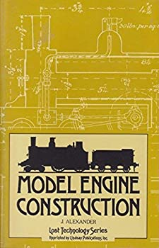 Paperback Model Engine Construction (Lost Technologies Series) Book
