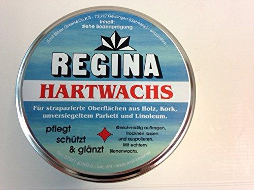 Bihler Regina Hartwachs farblos 1000 ml Dose Bodenwachspaste