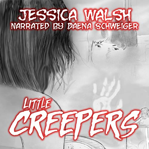 Little Creepers audiobook cover art