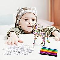 Puzzle per Bambini Ragazza Ragazzi 7 8 9 10 Anni, Kit Lavoretti Creativi Bambini 6-10 Anni Giocattoli Dinosauri Ragazzo Ragazze 9 10 11 12 Anni Giochi Creativi Bambina 8 9 10 Anni Regalo Compleanno #5