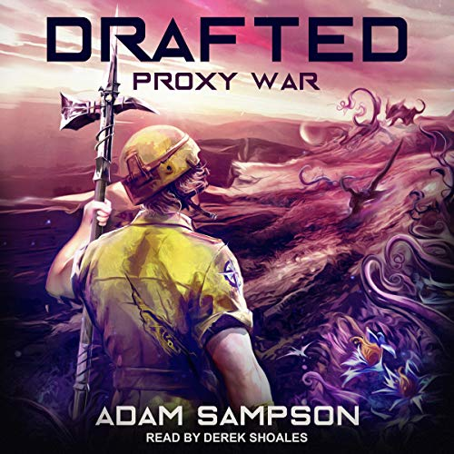 Proxy War Series 1, Drafted audiobook cover art