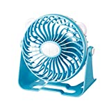 EVOLT Powerful Rechargeable Table Fan, table fans for...