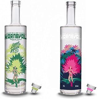 Karneval Vodka Paket - Karneval Vodka Original & Sonderedition Lime & Mint -