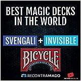 RecontraMago Magia Bicycle - Las Top Barajas Mágicas del Mundo Ahora en Cartas Bicycle - Trucos de...