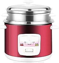 Roestvrijstalen rijstkoker ouderwetse huishoudelijke 2-3-4-5L persoon liter verdikt innerlijke pot steamer rijstkoker auto...
