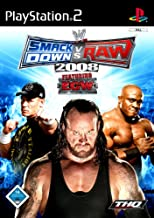 WWE Smackdown vs. Raw 2008 - PS2