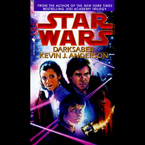 Star Wars: Darksaber cover art