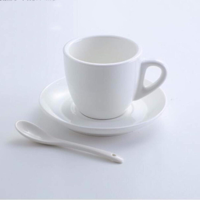 Céramiques De Style Européen Simple Tasse Et Soucoupe Tasse, Tasse De Thé Noir, La Maison De Thé, Thé Au Lait, Thé Et Restaurant Fleur Cup,M