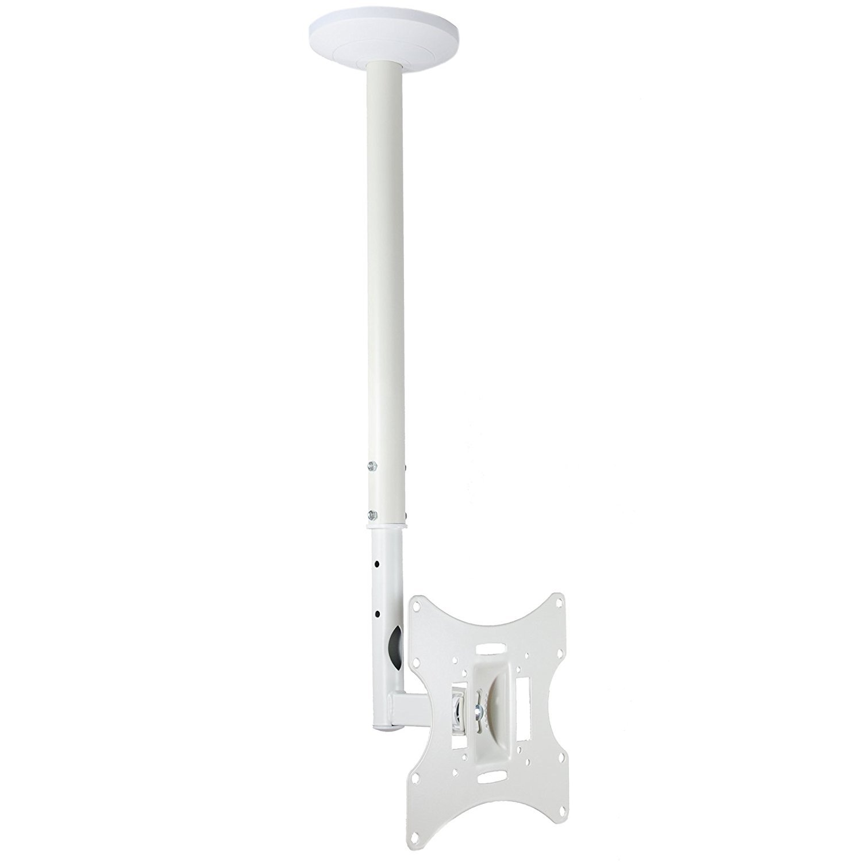electrosmart® Color Blanco de Pantalla Plana LED/LCD TV Soporte de ...