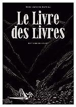 Livre des livres de Marc-Antoine Mathieu