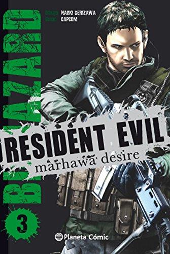 Resident Evil nº 03/05: 250 (Manga Seinen)