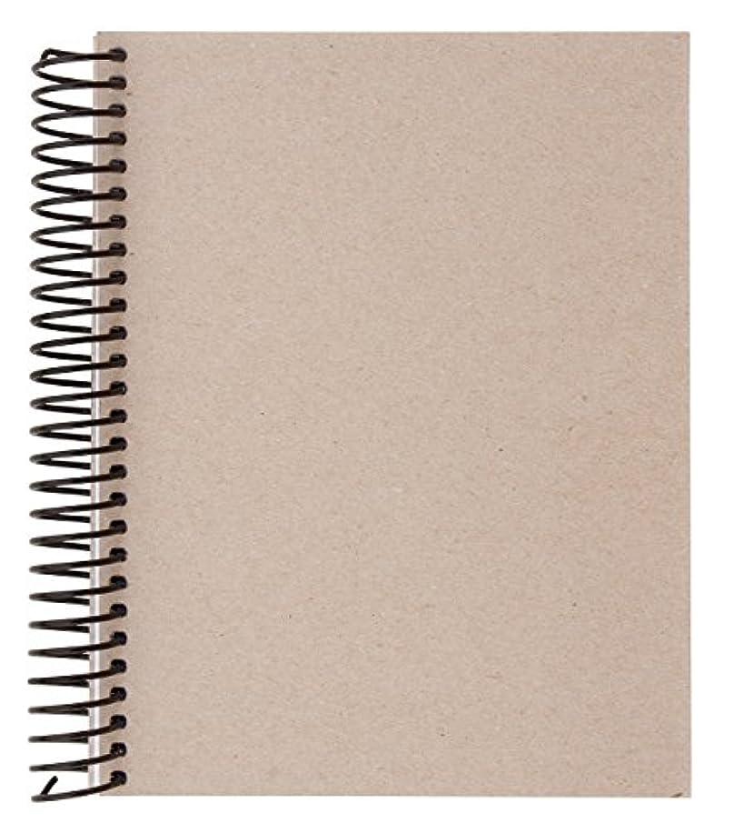 Jack Richeson Eco Sketch Journal 8.5 x 11 60lb 100 Sheet, 8.5
