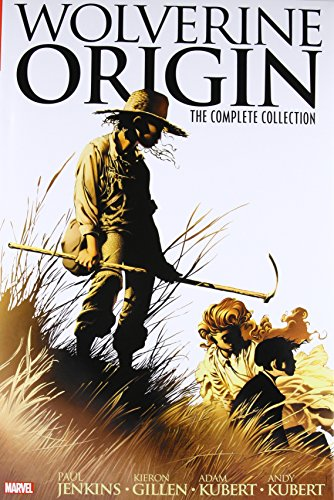 Wolverine: Origin: The Complete Collection