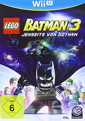 lego city wiiu Warner Interactive WiiU LEGO Batman 3