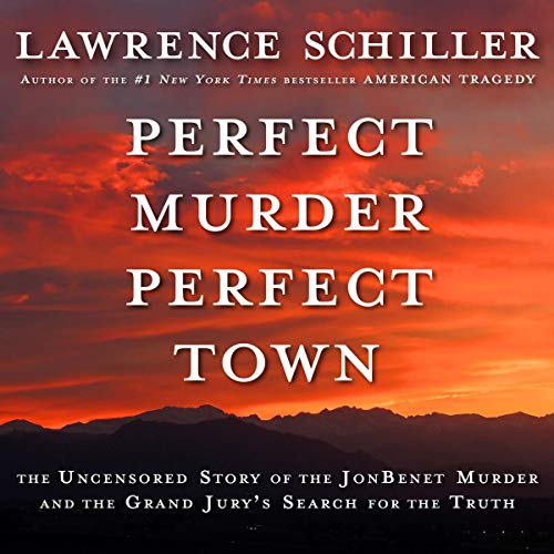 Perfect Murder, Perfect Town cover art