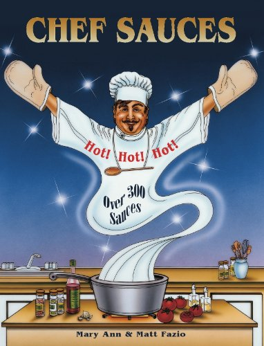 Chef Sauces: HOT HOT HOT! (English Edition)