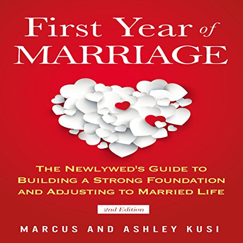 First Year of Marriage audiobook cover art