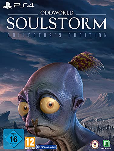 Oddworld Soulstorm Collector Edition (Playstation 4)