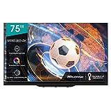 TV HISENSE 75 75U9GQ UHD QLED ULED MINILED