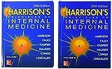 Harrison's Principles of Internal Medicine, Twentieth Edition (Vol.1 & Vol.2) 20th Edition: - Volume I & Volume II