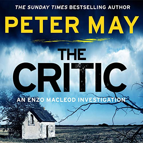 The Critic audiobook cover art