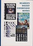 Reader's Digest Condensed Books Volume 4 1995 Acceptable Risk, Salem Street, Fast Forward. Local Rules