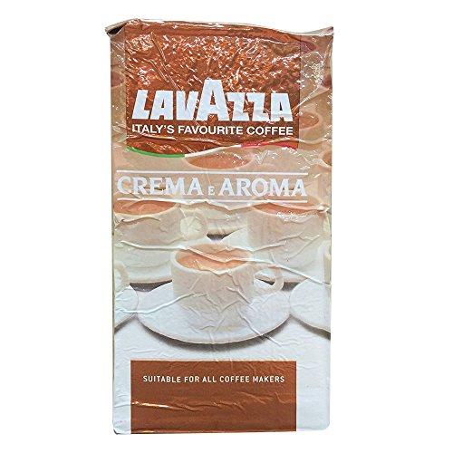 Lavazza Crema E Aroma, 1000g gemahlen