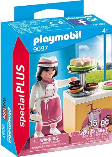 PLAYMOBIL Especiales Plus 9097 Pastelera