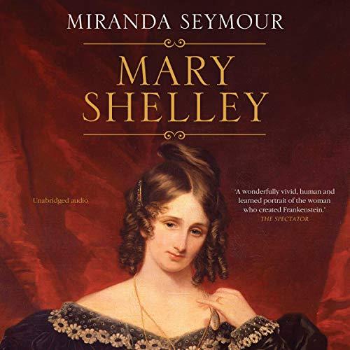 Couverture de Mary Shelley