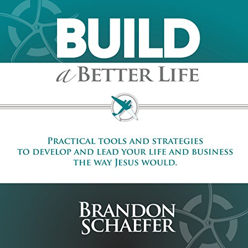 Build a Better Life audiobook cover art