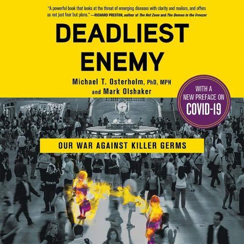 Deadliest Enemy cover art