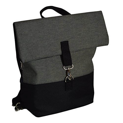 C-BAGS SWEET JEANS Gepäckträger Fahrradtasche Tasche verschiedene Muster (black)