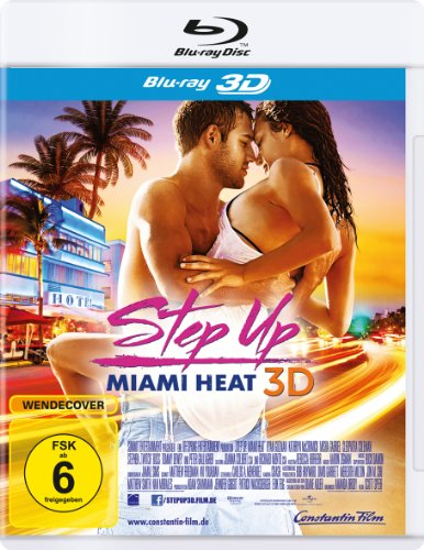 Step Up: Miami Heat 3D [Blu-ray 3D]