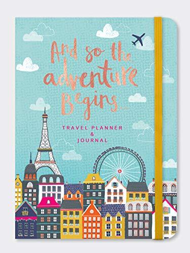 Jewelkeeper Travel Planner Organizer by Rachel Ellen Designs