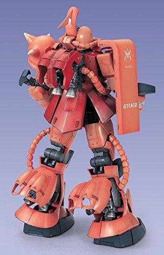 PG1/60MS-06Sシャア専用ザク2